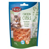 Premio Chicken Cubes 50G