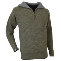 Pull Camionneur Cacao Anthracite