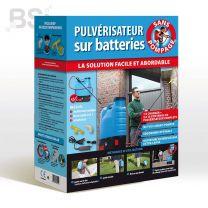 Pulverisateur sur Batterie 15L