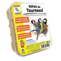Repas au Tournesol pour Oiseaux Natures Market