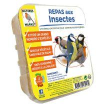 Repas aux Insectes pour Oiseaux Natures Market