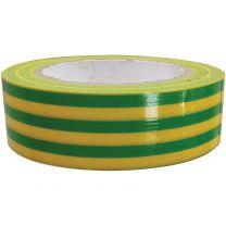 Ruban Isolant Vert/Jaune 10x19MM