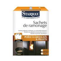 Sachets de Ramonage pour Poêle à Pellets Starwax