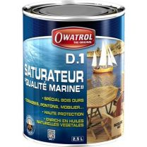 SATURATEUR  QUALITE MARINE 2.5L