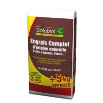 Solabiol Engrais Complet 15 +5KG