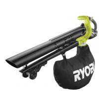 Souffleur Aspiro-Broyeur à Batterie Ryobi One+ 18V
