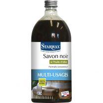 Star Savon Noir Huile Olive 1L