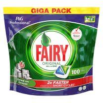 Tablettes Lave Vaisselle Fairy X100
