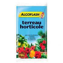 Terreau Horticole Algoflash 70L