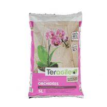 Terreau Orchidées 5L Teragile
