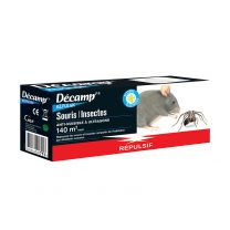 Ultrasons Souris Insectes 140M²