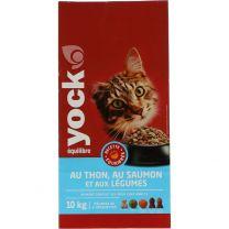 Yock Chat Thon/Saumon 10KG