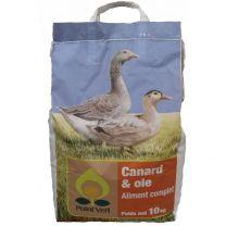 Aliment Complet pour Canard et Oie