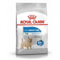 Croquettes pour Chien Adulte de Petite Race Allégées Royal Canin