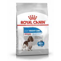 Croquettes pour Chien Adulte de Moyenne Race Allégées Royal Canin