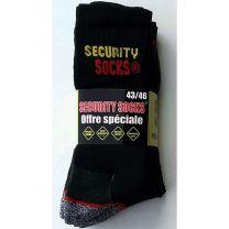 Chaussettes de Sécurité Lot de 5