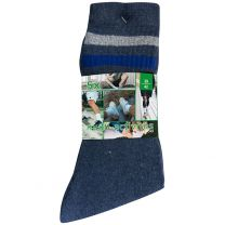 Chaussettes Multi-Actions x5
