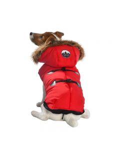 manteau doudoune pour chien mountain de la marque Bobby